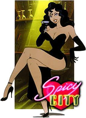 Spicy City (Serie de TV) (1997) Español [GoogleDrive] SilvestreHD