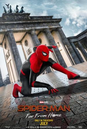 Spider Man Far From Home 2019 Filmaffinity