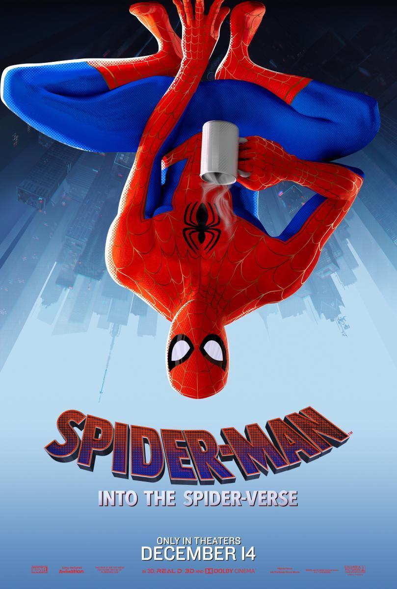 Spider Man Into The Spider Verse 2018 Filmaffinity
