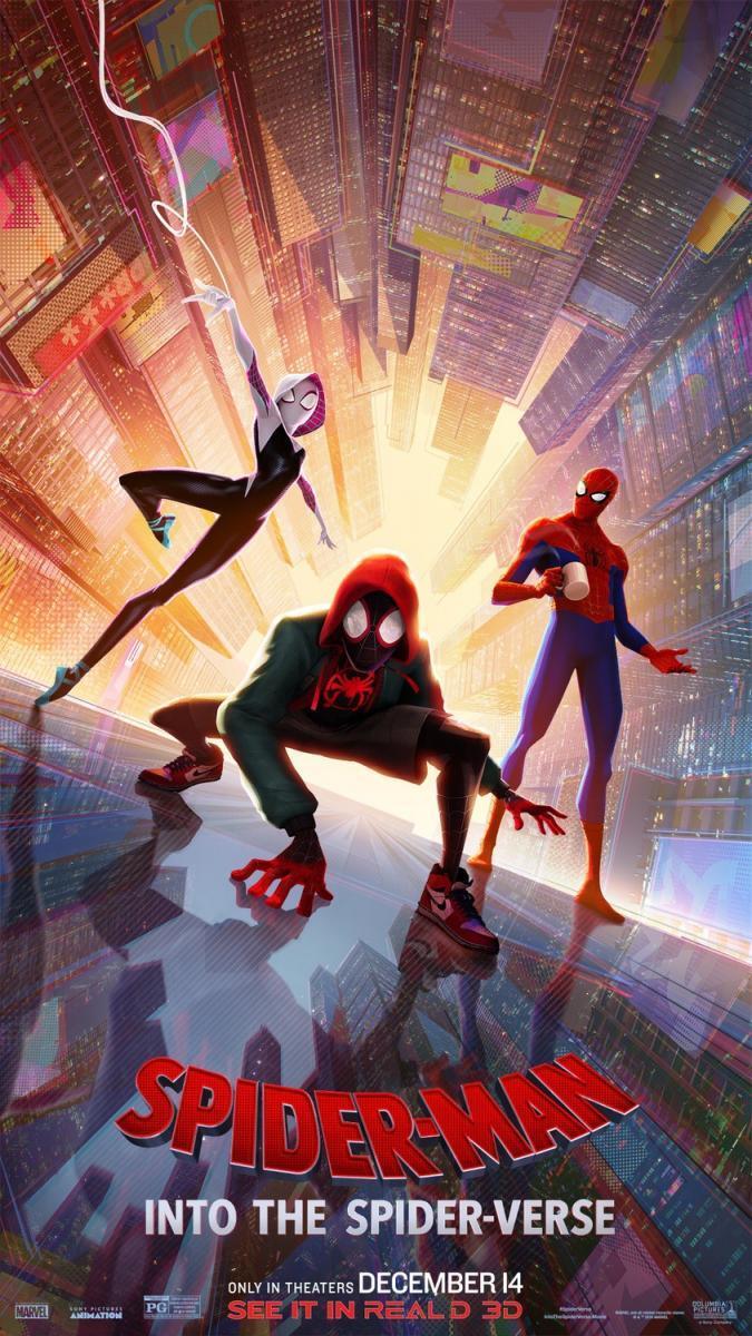 Spider Man Un Nuevo Universo 2018 Filmaffinity