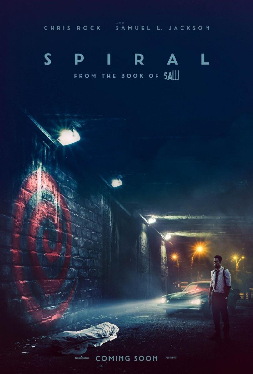 Spiral: From the Book of Saw (2021) - Filmaffinity