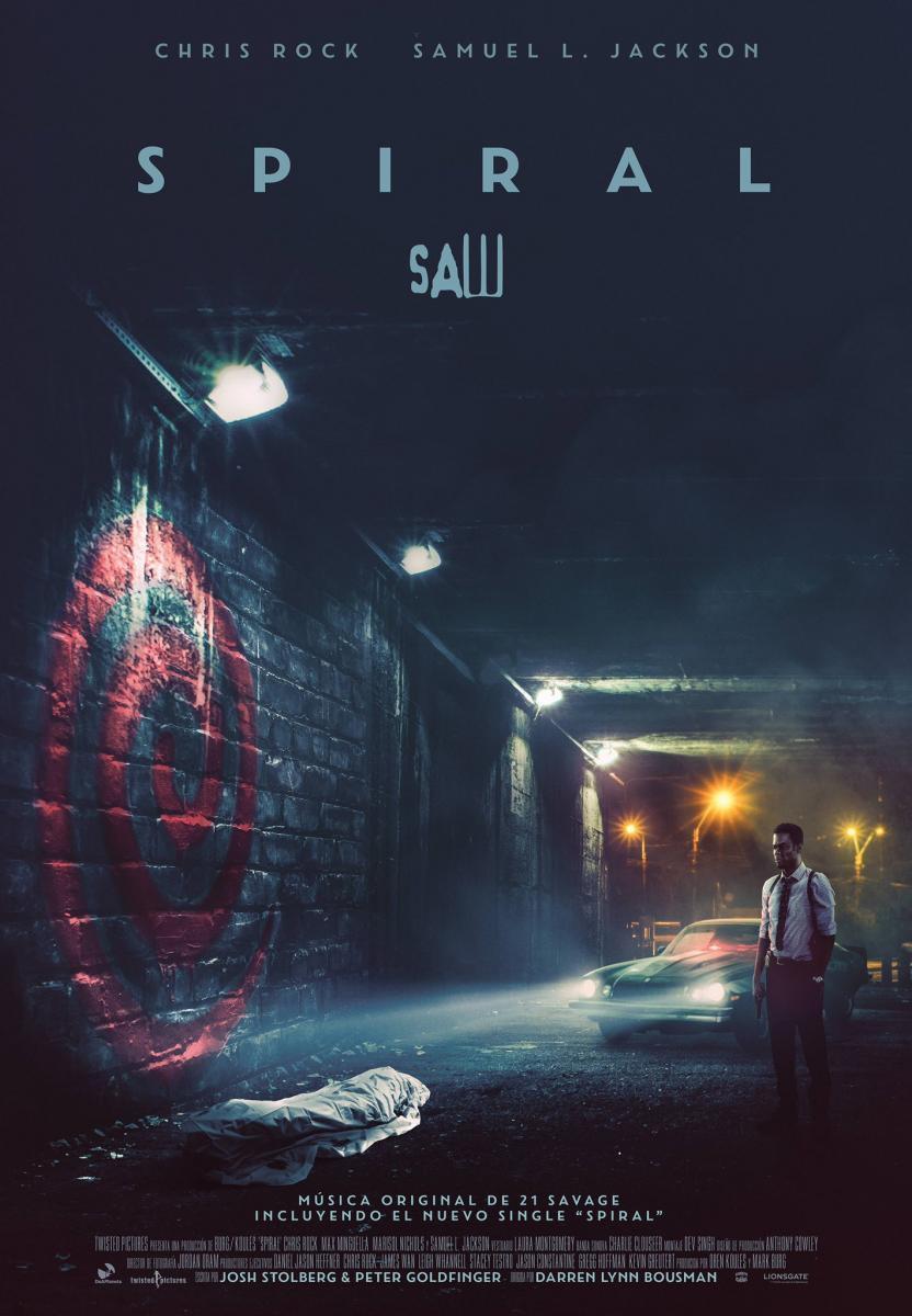 Spiral Saw 2021 Filmaffinity