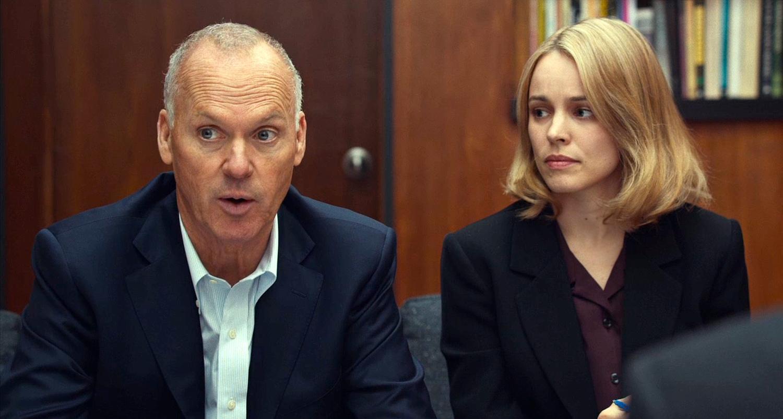 Michael Keaton en Spotlight