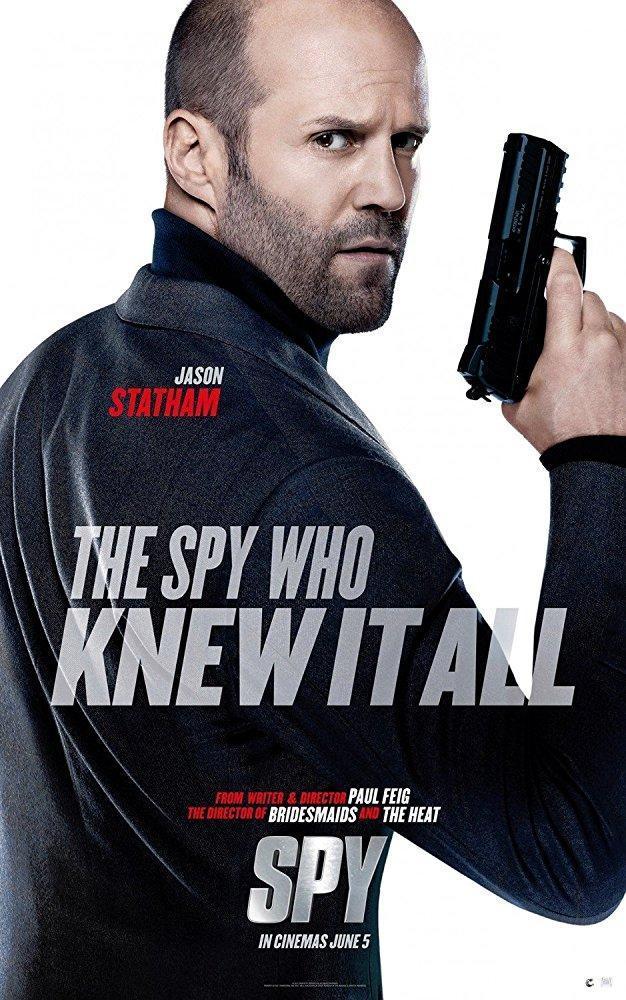Spy 2015 Filmaffinity