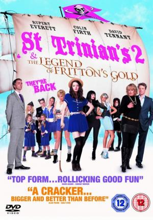 St Trinian's II: The Legend of Fritton's Gold
