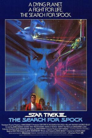 Star Trek III. En busca de Spock