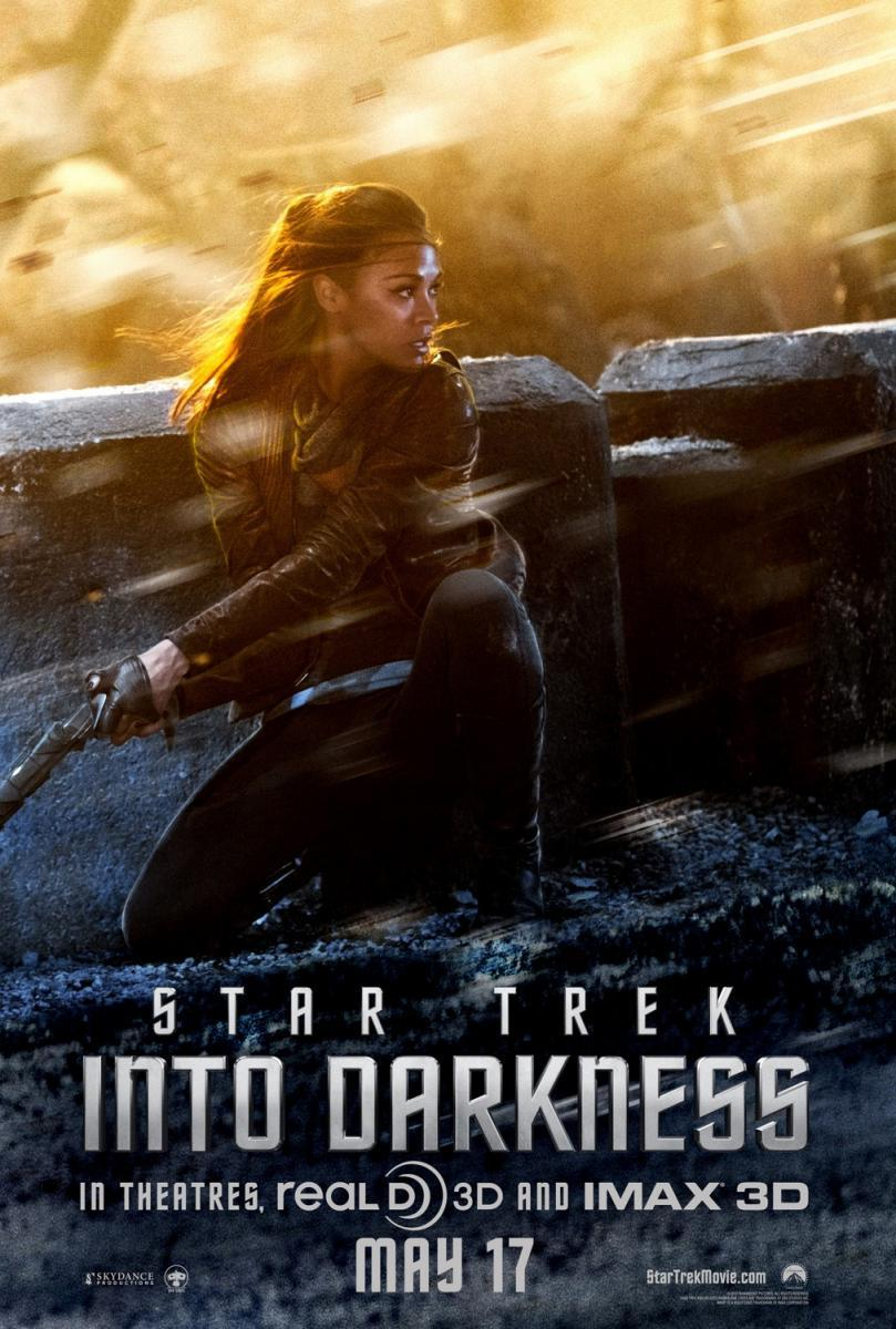 Star Trek Into Darkness 2013 Filmaffinity