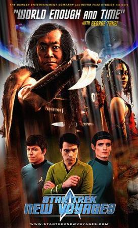 Star Trek New Voyages: Phase II (Serie de TV)
