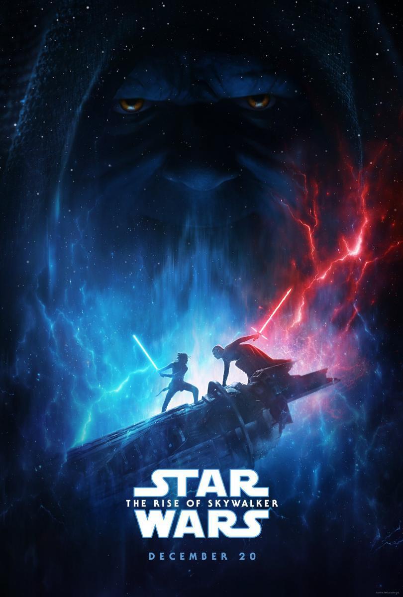 Star Wars El Ascenso De Skywalker 2019 Filmaffinity
