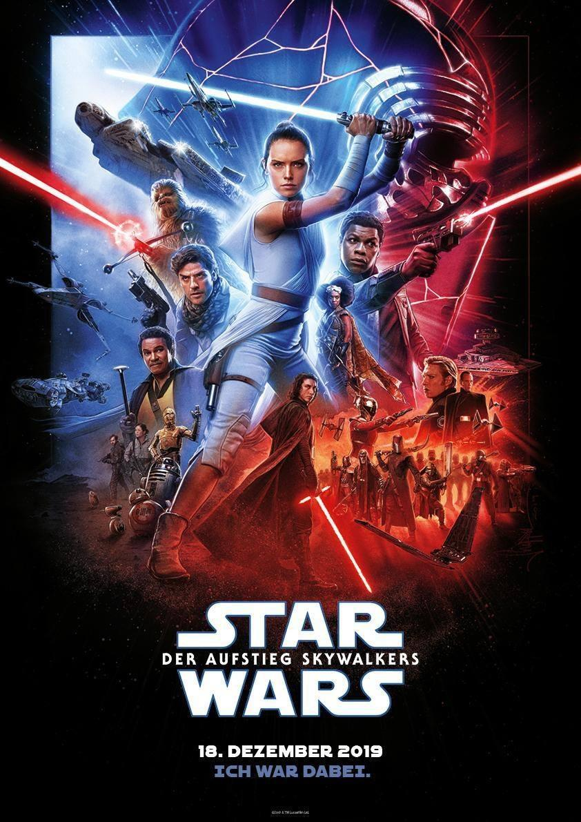 Star Wars El Ascenso De Skywalker 2019 Filmaffinity