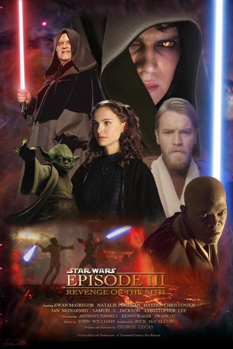 Image Gallery For Star Wars Episode Iii Revenge Of The Sith Filmaffinity