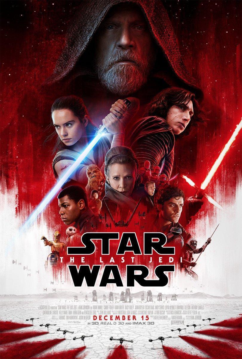 Star Wars: Los últimos Jedi (2017) - Filmaffinity