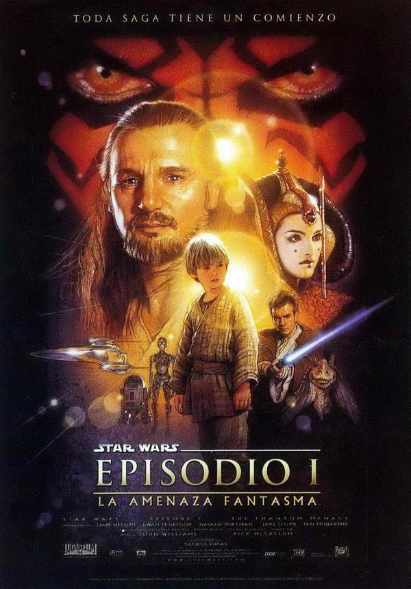 Star wars Episodio I: La Amenaza Fantasma (BRRip Latino – Ingles – Castellano 1080p) 199