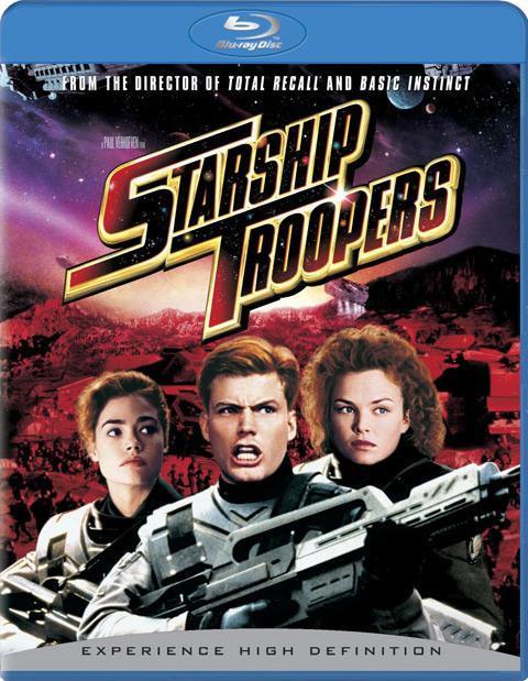 Summary Amazoncom Starship Troopers Trilogy Bluray Casper