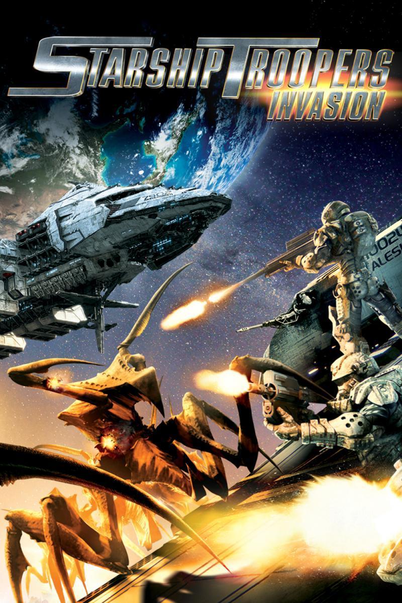 Starship Troopers: Invasión - Español Latino