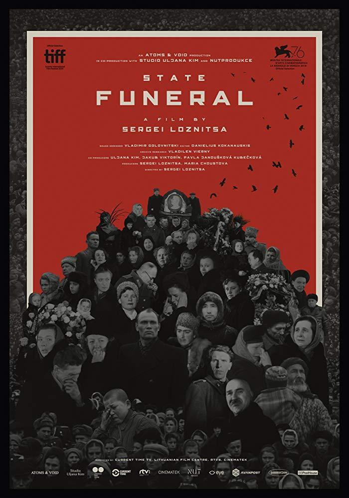 State Funeral (2019) - Filmaffinity