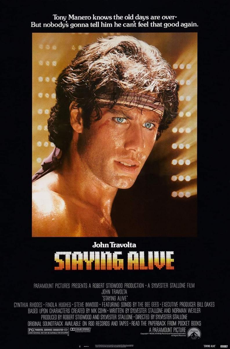 Staying Alive La Fiebre Continúa 1983 Filmaffinity