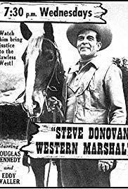 Steve Donovan, Western Marshal (Serie de TV)