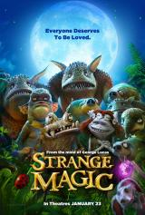 Strange Magic Online Completa  Latino