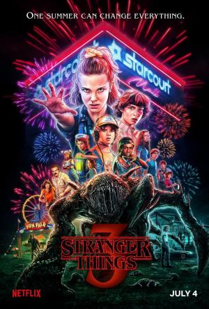 Stranger Things 3 (Serie de TV)