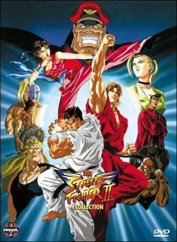 Image gallery for Street Fighter II: V (TV Series) - FilmAffinity