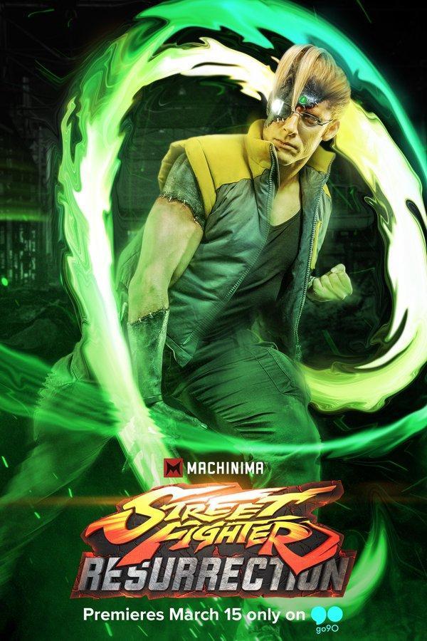 Street Fighter Resurrection Deutsch