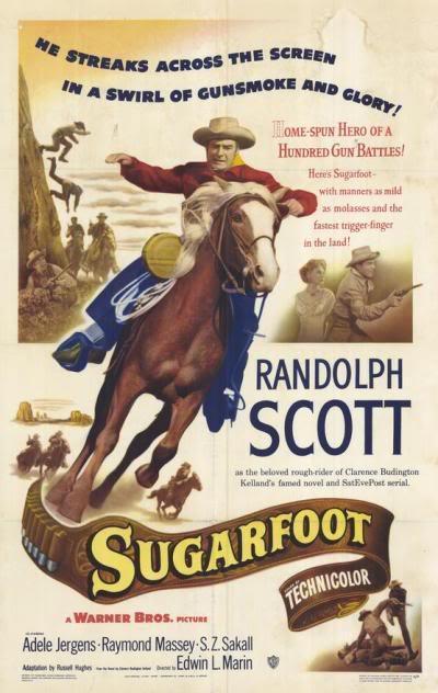 Sugarfoot (TV Series)
