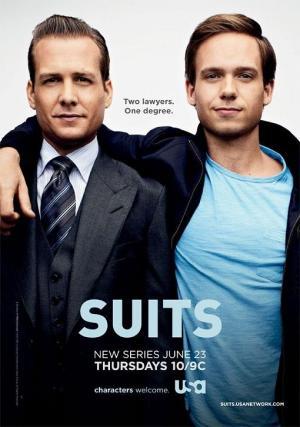 Suits (La clave del éxito) (Serie de TV)