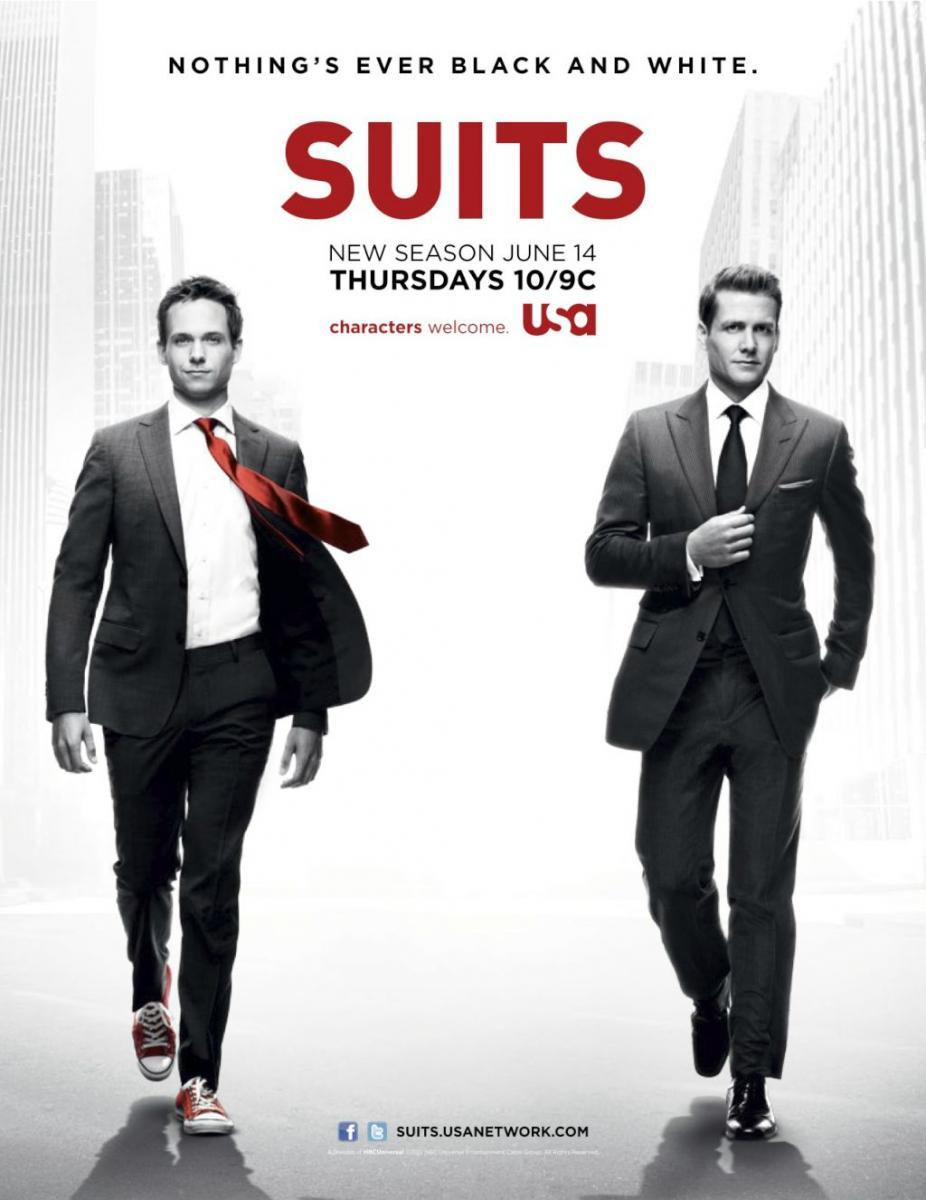 Suits (TV Series) - Posters