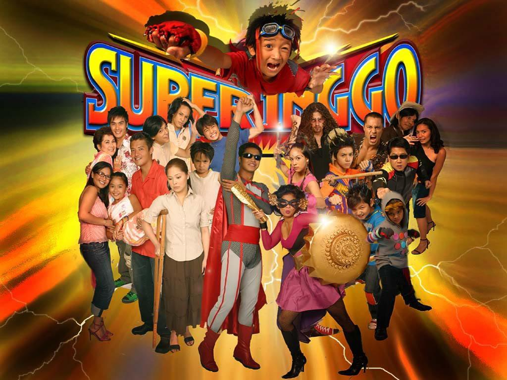 super inggo serial TV Filipina