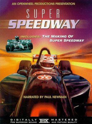 Super Speedway: The Ride