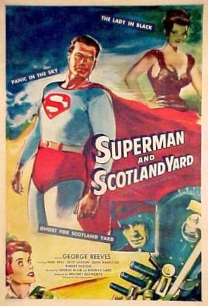 Superman in Scotland Yard