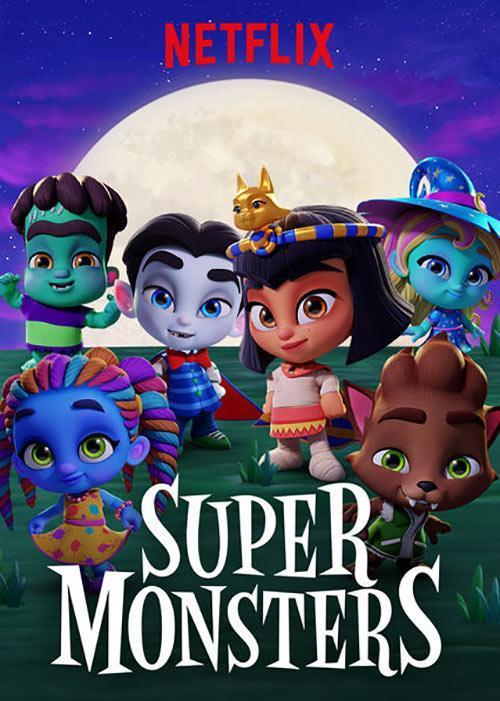 Supermonstruos 2017 Filmaffinity