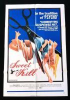 Sweet Kill  - Posters