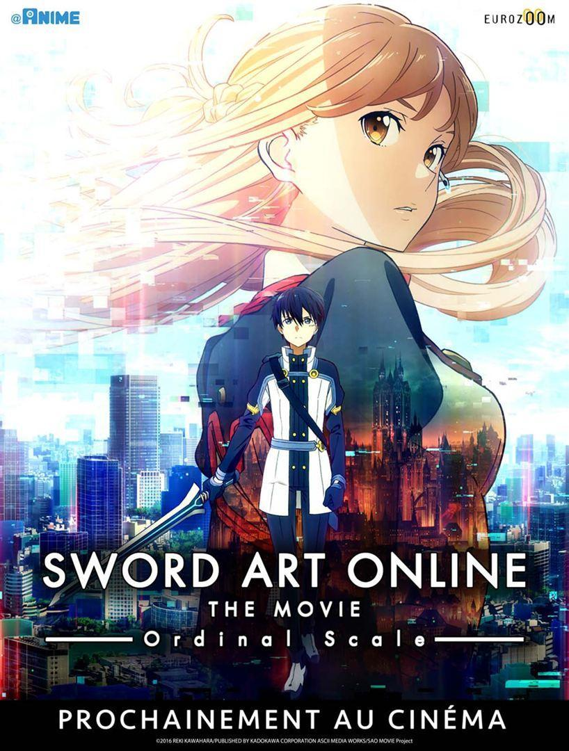 Sword Art Online: Ordinal Scale - Castellano