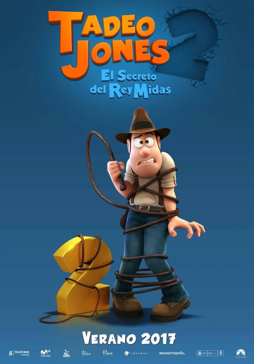 tad jones the lost explorer full movie