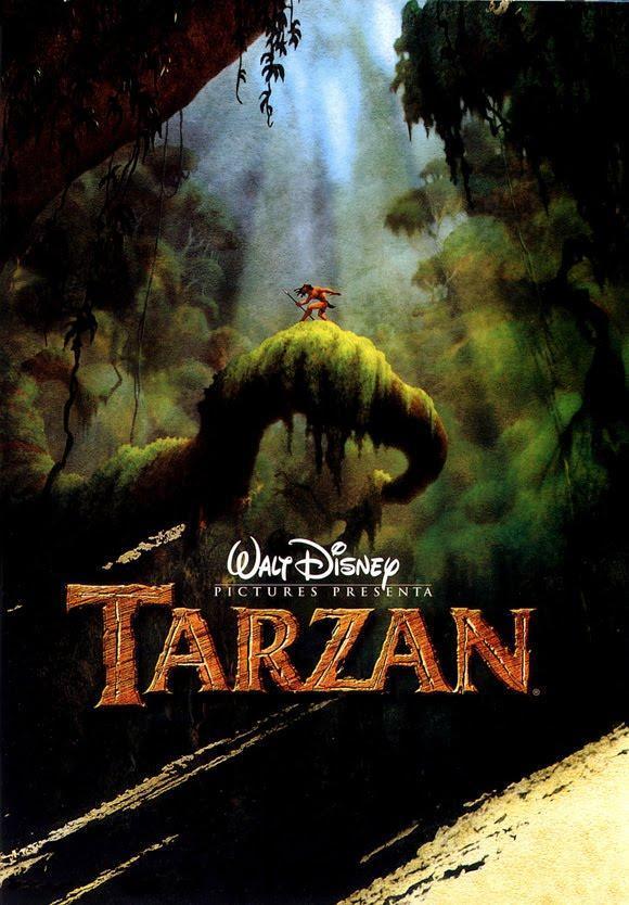Tarzan 1999 Filmaffinity