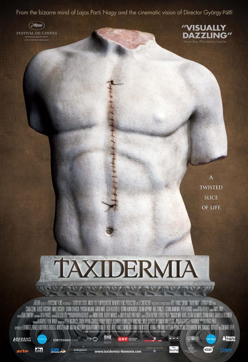 Taxidermia (2006) - Filmaffinity