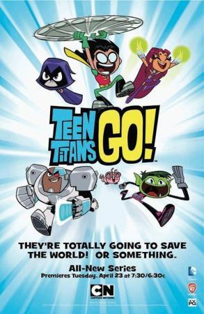 Teen Titans Go! (Serie de TV)