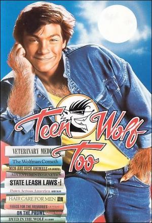 Teen Wolf II (De pelo en pecho 2)