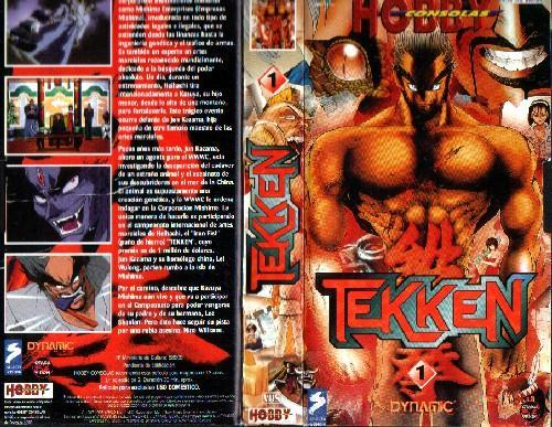 tekken the motion picture full movie