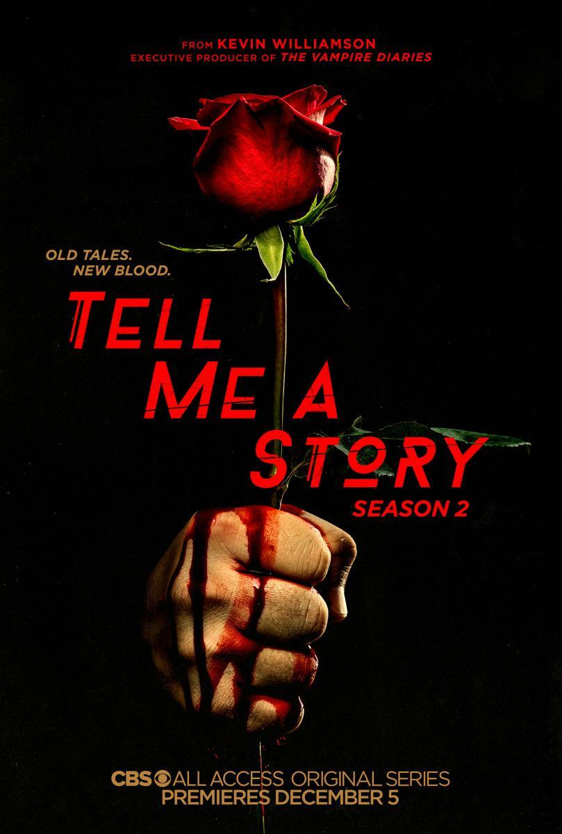 Tell Me A Story Tv Series 2018 Filmaffinity