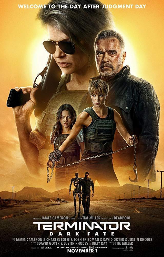 Resultado de imagen de Terminator: Destino Oscuro