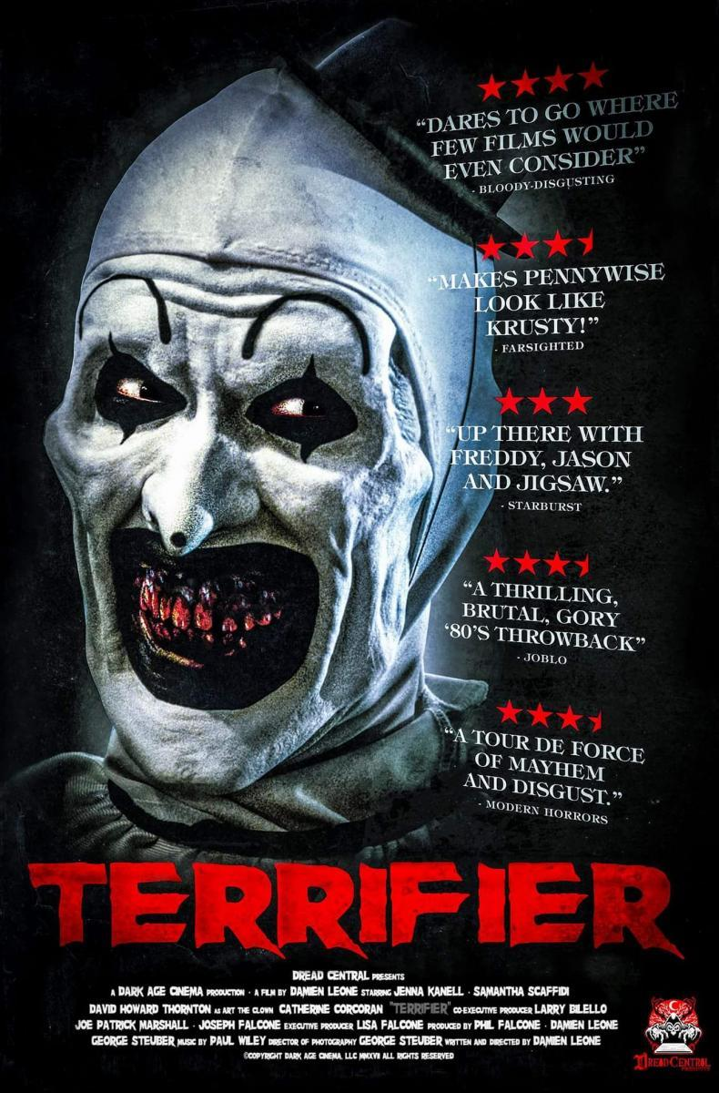 Terrifier 2016 Filmaffinity