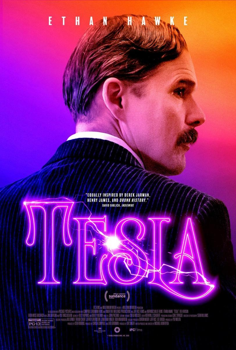 Tesla (2020) - Filmaffinity