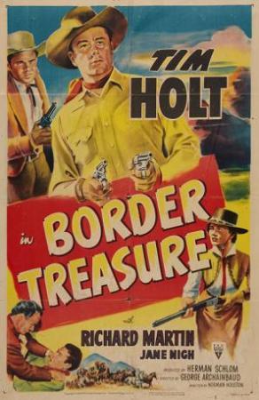 Tesoro en la frontera