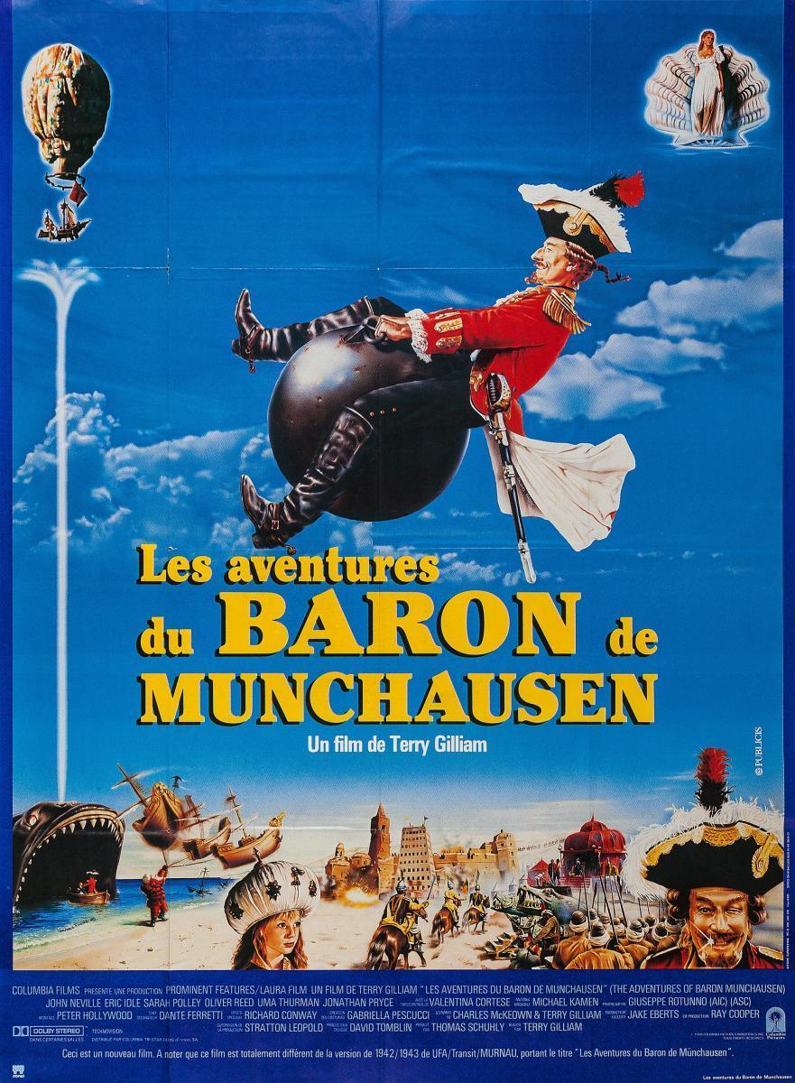 Des die 1988 stream baron münchhausen abenteuer Die Abenteuer