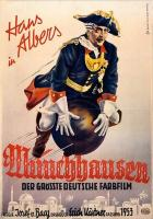 The Adventures of Baron Münchhausen  - Poster / Main Image