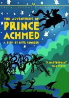 The Adventures of Prince Achmed  - Posters