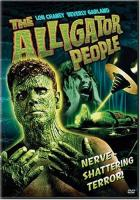 The Alligator People  - Dvd